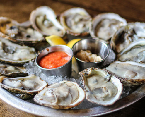 where to get oysters in Bel Air MD